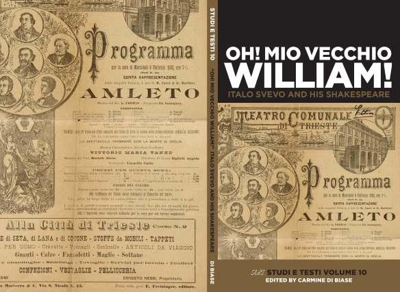 Copertina Mio Vecchio William